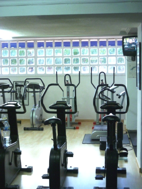 Gym sparta gyms fitness centres in costa blanca spain for Gimnasio sparta
