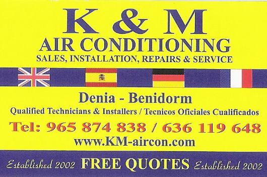K & M Electrodomesticos - Domestic Appliances & Air Conditioning