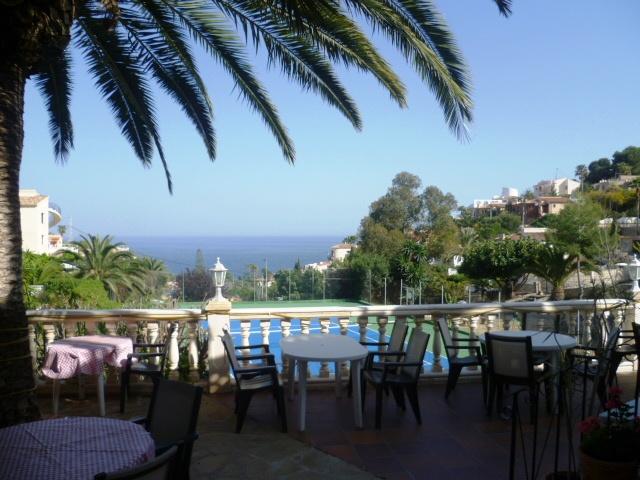 Restaurante maryvilla german swiss restaurants in calpe spain - Restaurante puerto blanco calpe ...