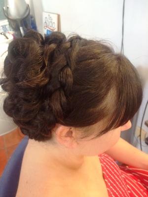 the studio hair and beauty salon peluqueria hair