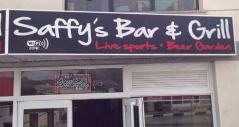 Saffy's Bar & Grill